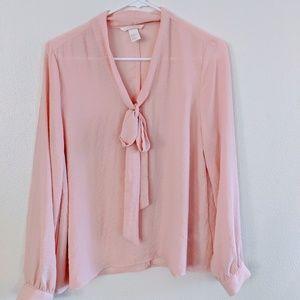 Blush women's blouse